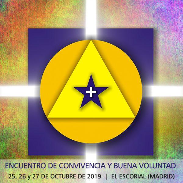 Encuentro de Convivencia y Buena Voluntad. Octubre 2019. San Lorenzo de El Escorial