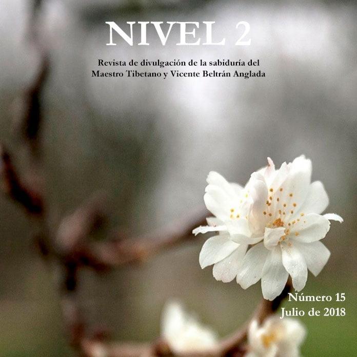 Revista NIVEL 2 Revista de divulgación de la sabiduría del Maestro Tibetano (Djwhal Khul) y Vicente Beltrán Anglada Número 15