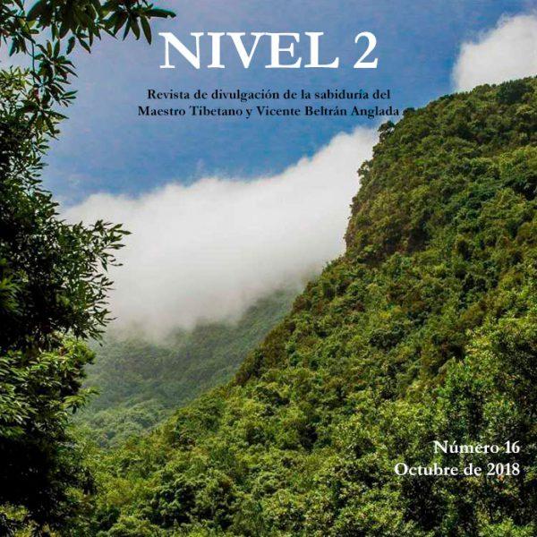 Revista NIVEL 2 Revista de divulgación de la sabiduría del Maestro Tibetano (Djwhal Khul) y Vicente Beltrán Anglada Número 16