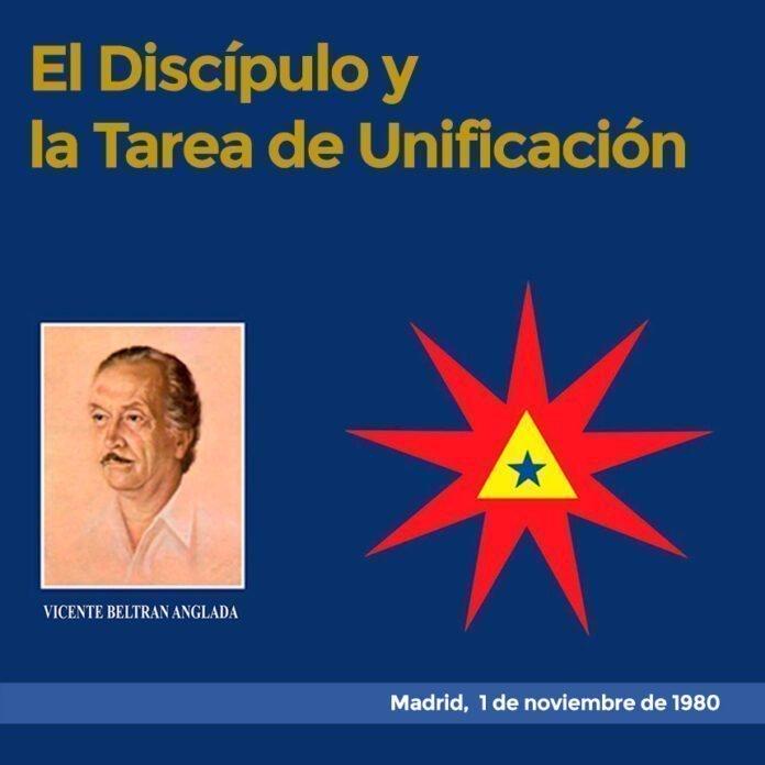 El Discípulo y la Tarea de Unificación Madrid, 1 de noviembre de 1980