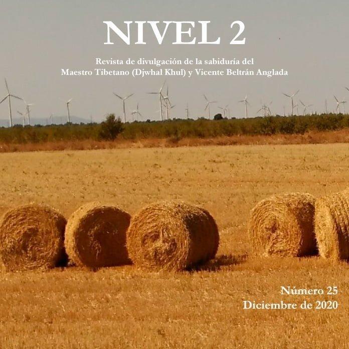Revista NIVEL 2 Revista de divulgación de la sabiduría del Maestro Tibetano (Djwhal Khul) y Vicente Beltrán Anglada Número 25 - Diciembre de 2020
